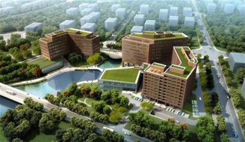合肥三星级绿色建筑年底投入使用